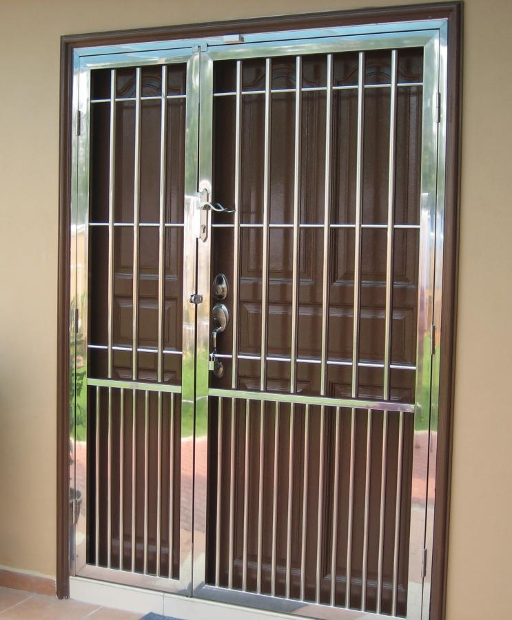 Door Grill Malaysia | Enhance Security At Home